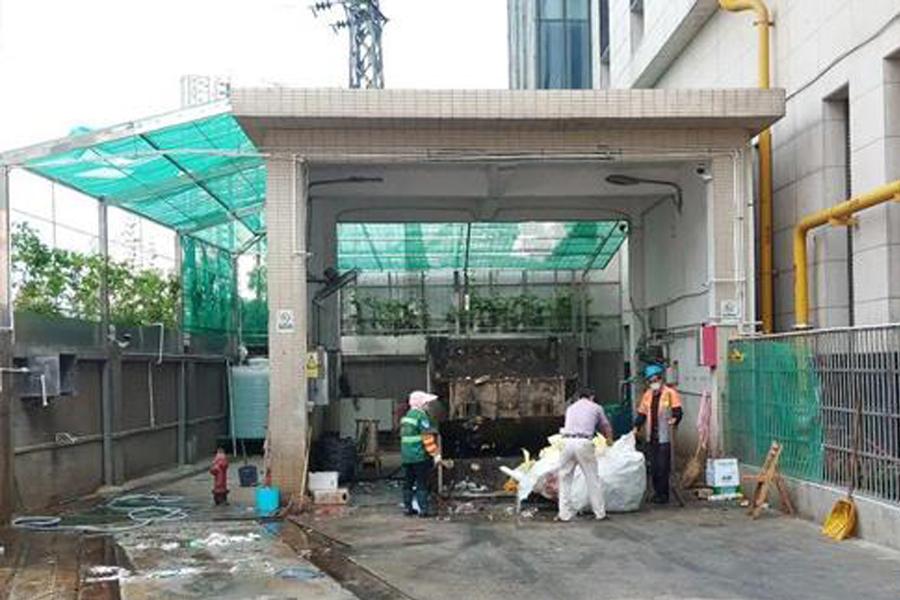 城市环卫垃圾中转站成投诉热点!如何破解管理难题?