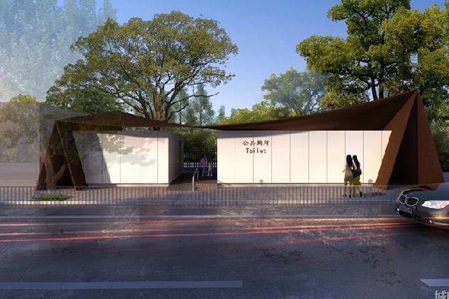 智慧公厕,公厕管理新模式